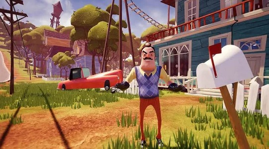 hello neighbour apk for android